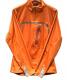 finetrack (ファイントラック) ウインドストッパージャケット オレンジ サイズ:M 秋冬春物:3980円