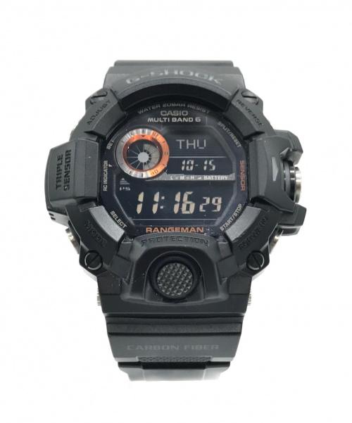 CASIO(カシオ)CASIO (カシオ) デジタル腕時計 サイズ:実寸サイズをご確認ください。 G-SHOCK RANGEMANの古着・服飾アイテム