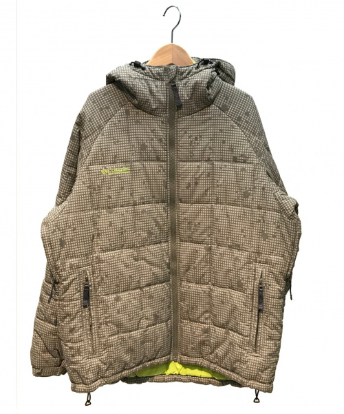 Columbia(コロンビア)Columbia (コロンビア) 中綿ジャケット グレー サイズ:M 秋冬物の古着・服飾アイテム
