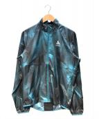 odlo(オドロ)の古着「オムニウスライトジャケット/ナイロンジャケット」|グリーン