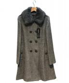 FRAGILE(フラジール)の古着「ロングコート」|グレー