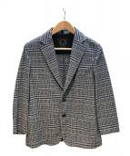 CLAUDIO TONELLO(クラウディオトネッロ)の古着「ティージャケット」|ブルー