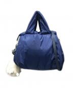 SEE BY CHLOE(シーバイクロエ)の古着「2WAYバッグ」|ブルー