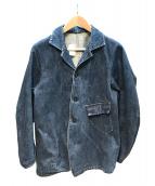 KATO(カトー)の古着「デニムジャケット」|ネイビー