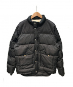 FAT MOOSE(ファットムース)の古着「中綿ジャケット」|ブラック