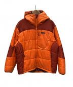 Patagonia(パタゴニア)の古着「ダスパーカ」|オレンジジョルト