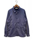 Karrimor(カリマー)の古着「active shirts/中綿ジャケット」|ブルー