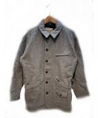 WOOLRICH(ウールリッチ)の古着「中綿コート」|グレー
