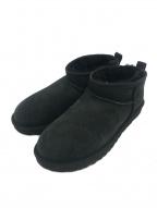 UGG(アグ)の古着「CLASSIC ULTRA MINI ブーツ」|ブラック