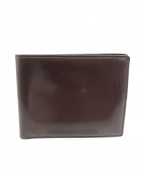 ETTINGER(エッティンガー)の古着「2つ折り財布」|ブラウン