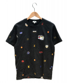 KENZO(ケンゾー)の古着「Tシャツ」|ブラック