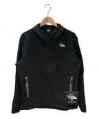 POLEWARDS(ポールワーズ)の古着「ベイパートランスフーディー」|ブラック