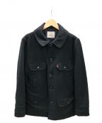LEVI'S(リーバイス)の古着「ウールジャケット」 ブラック