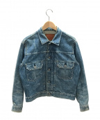 LEVI'S(リーバイス)の古着「デニムジャケット」
