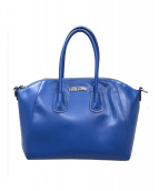 Folli Follie(フォリフォリ)の古着「2WAYバッグ」|ブルー