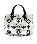 CASTELBAJAC(カステルバジャック)の古着「アミンⅡ スモール」|ホワイト×ブラック