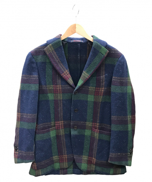 THE GIGI / DONT LOOK BACK(ザジジ/ドントルックバッグ)THE GIGI / DONT LOOK BACK (ザジジ/ドントルックバッグ) テーラードジャケット サイズ:実寸サイズをご確認下さい。 秋冬物の古着・服飾アイテム