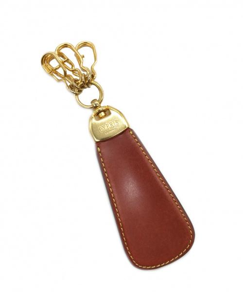 CYPRIS(キプリス)CYPRIS (キプリス) シューホーンキーホルダー サイズ:実寸サイズをご確認下さい。の古着・服飾アイテム