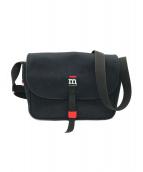 marimekko(マリメッコ)の古着「キャンバスバッグ」|ブラック