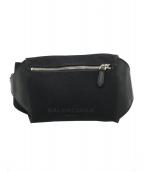 BALENCIAGA(バレンシアガ)の古着「ボディーバッグ」|ブラック