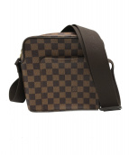 LOUIS VUITTON(ルイ ヴィトン)の古着「ダミエ・オラフPM」