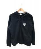 KENZO(ケンゾー)の古着「パーカー」 ブラック