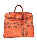 mnml(ミニマル)の古着「ウィークエンドバッグ」|オレンジ