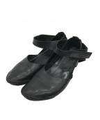 Trippen(トリッペン)の古着「レザーサンダル」 ブラック