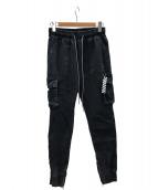 ()の古着「ジョガーパンツ」 ブラック