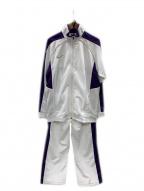 NIKE(ナイキ)の古着「アンリミテッド4 DRI-FIT ジャージセット」|ホワイト×パープル