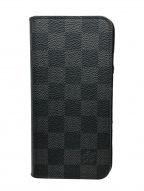 LOUIS VUITTON(ルイ ヴィトン)の古着「ダミエ・グラフィット iPhoneケース」