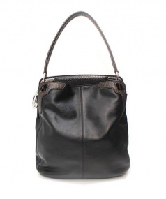 Cartier(カルティエ)の古着「ショルダーバッグ」|ブラック