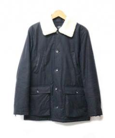 A.P.C(アーペーセー)の古着「デッキジャケット」|ブラック