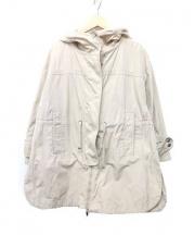 MONCLER(モンクレール)の古着「LASALLE JACKET コート」|ベージュ