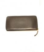 COMME des GARCONS(コムデギャルソン)の古着「ラウンドファスナー財布」|ブラック