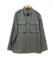 A.P.C.(アーペーセー)の古着「ファティーグジャケット」|グリーン