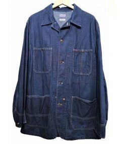 BLUE BLUE(ブルーブルー)の古着「カバーオール」|ネイビー