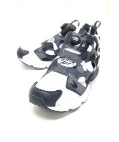 Reebok ×A BATHING APER x mita sneakers(リーボック×アベイシングエイプ×ミタスニーカー)の古着「インスタポンプフューリー」|グレー