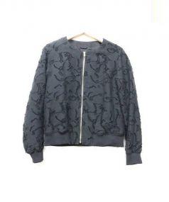 ANAYI(アナイ)の古着「ブルゾン」|ブラック
