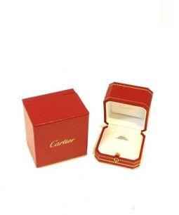 Cartier(カルティエ)の古着「プラチナダイヤリング」