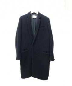 NEON SIGN(ネオンサイン)の古着「Cheaster Coat」|ブラック