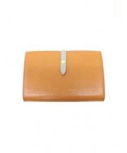 CELINE(セリーヌ)の古着「strap wallet」|ブラウン