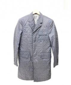THOM BROWNE(トム ブラウン)の古着「チェスターコート」|グレー