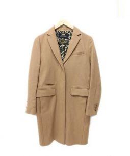 MACPHEE(マカフィー)の古着「チェスターコート」|ブラウン