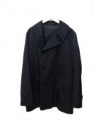 agnes b homme(アニエスベー)の古着「トレンチコート」|ブラック