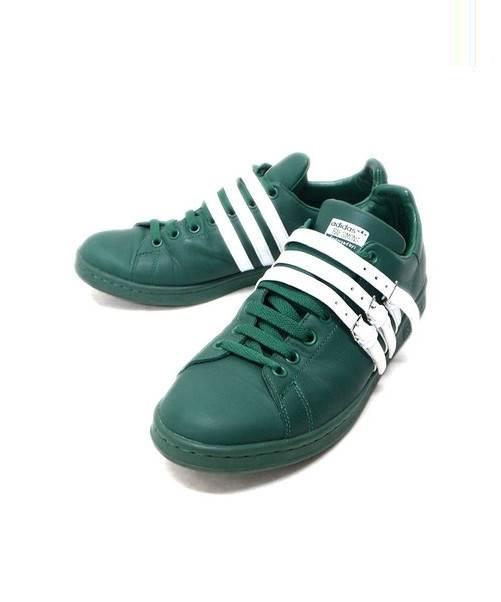 new style 95b42 571aa [中古]adidas by RAF SIMONS(アディダス バイ ラフシモンズ)のメンズ シューズ STAN SMITH STRAP