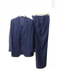 BRIONI(ブリオーニ)の古着「セットアップスーツ」|ネイビー