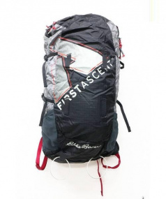Eddie Bauer(エディーバウアー)の古着「first ascent becon back pack」 ブラック