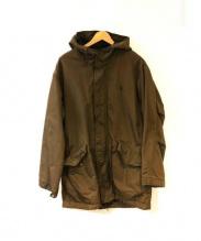 POLO RALPH LAUREN(ポロラルフローレン)の古着「モッズコート」|ブラウン