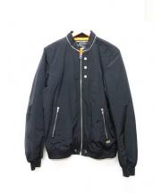 DIESEL(ディーゼル)の古着「N78ジャケット」 ブラック